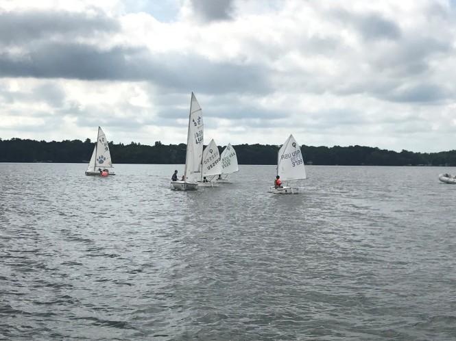 2017 August Learn 2 Sail